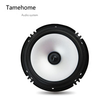 SOUND GREAT 1 Pair 6.5 inch Full Frequency Car Speaker Automotivo Auto Car Audio System Subwoofer Loudspeaker Speakers
