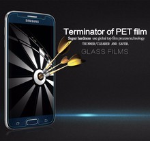 High-quality 0.26mm Tempered Glass For Samsung Galaxy S2 S 2 II GT-I9100 i9100 9100 9105 Screen Protector Case(China)