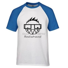 britpop radiohead lotus dance thom york men t shirt soft comfortable good quality brand summer t t male top tees