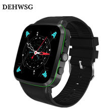DEHWSG smart watch N8 Android 5.1 OS MTK6580 512MB + 8GB Wristwatch Support Google play game 3G WiFi GPS watch phone pk x01 plus