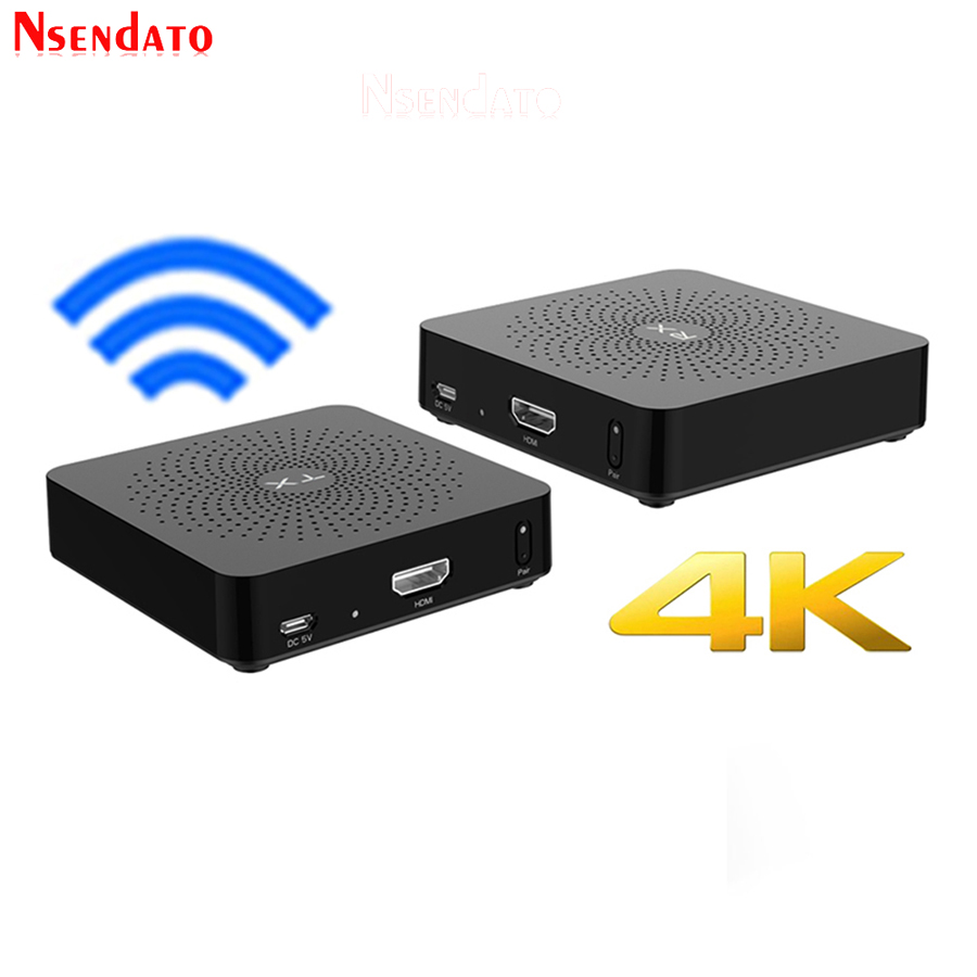 Measy W2H 4K 60HZ Wireless av Transmitter Receiver (2)