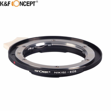 Buy K&F CONCEPT Camera Lens Mount Adapter Ring fit NIKON G/Olympus OM Mount Lens Canon EOS EF Mount Camera Body for $20.99 in AliExpress store