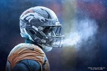 "TY01346 Von Miller - American Football 36""x24"" Poster HB160(China)"