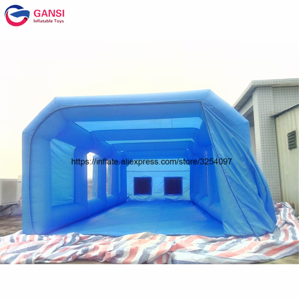 inflatable spray booth10