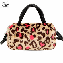 Women Bag Ladies Leopard Shoulder Bag Clutch Satchel Crossbody Tote Handbag Purse Messenger Bags Women's Handbags Pouch Bolsas
