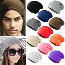 Factory Price! Unisex Women Men Knit Ski Crochet Multi-color Winter Warm Hat Cap Beanie Hip-Hop Hats