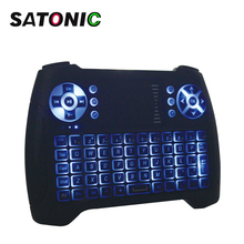 SATONIC Smart Remote Control WiFI Air Mouse Wireless Keyboard for TV BOX Computer Tablet PC CE ROHS Approvel(China)