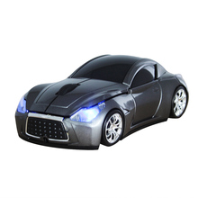 New Fashion Infiniti Sports Car 2.4GHz Wireless Mouse Car Mause 1600DPI Optical Gaming Mouse Mice for Computer PC free shipping