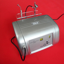 Promotional Price GL6 O2 Oxygen Jet Facial Care Massage Machine for anti-wrinkle skin lifting