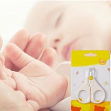 Newborn Kids Baby Safety Manicure Nail Cutter Clippers Scissors Handy 2017 New