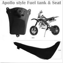 Apollo Orion Fuel Tank & Seat 50cc- 250cc Pitpro Thumpstar Atomic Pit dirt bike(China)