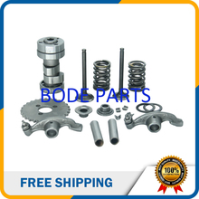 Full sets Kits Parts of 110cc Lifan Cylinder Head for Lifan 110cc ATV Dirt Bike Motorcycle GT-104