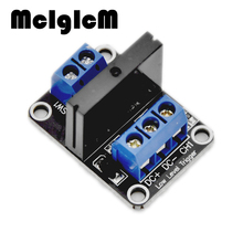 86055  free shipping 1pcs 5V 1 Channel OMRON SSR Low Level Solid State Relay Module 240V 2A Hot sale