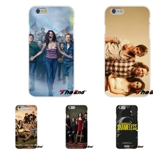For Sony Xperia Z Z1 Z2 Z3 Z5 compact M2 M4 M5 E3 T3 XA Aqua Silicone Phone Case Shameless Fiona Gallagher TV Shows(China)