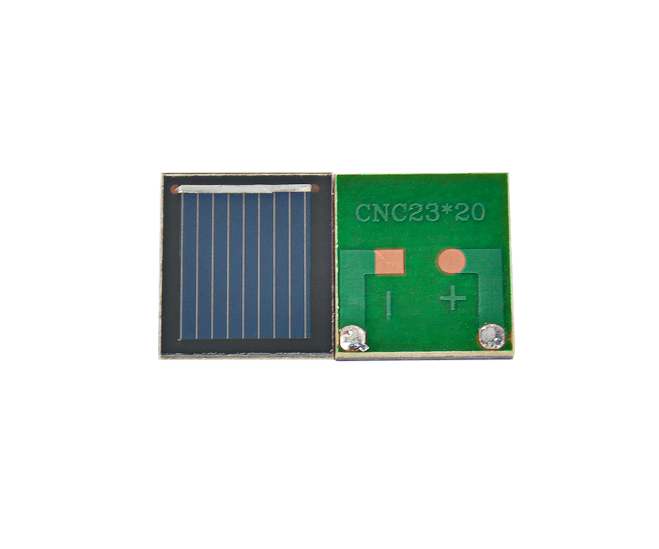 Aoshike pcs 0.5V 80MA polycrystalline silicon solar cell panel DIY technology Small production material 3