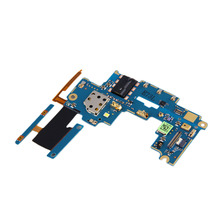 Daughter Board Connectors Volume Original Headphone Jack With Lightning Connector Flex Cable For HTC One M7 Durable Blue