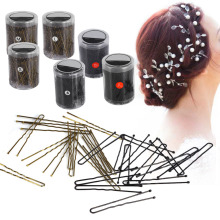 300Pcs Women's Bobby Hair Clips U Shape HairPins Wave Grips Hair Barrette Clip Hair Styling Pin Accessories Hair Clip(China)
