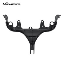 MALUOKASA Motorcycle Upper Front Fairing Cowl Stay Headlight Bracket For Kawasaki ZX 9R 2002 2003 Motorbike Moto Free Shipping