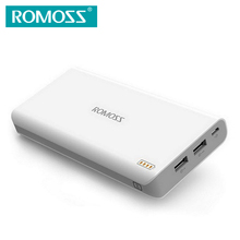 ROMOSS Sense6/ Sense6 Plus (LCD) 20000mAh Power Bank Portable Charger 20000 mAh External Battery Bank