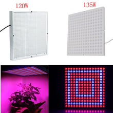 120W/135W 85-265V High Power Led Grow Light Lamp For Plants Vegs Aquarium Garden Horticulture And Hydroponics Grow/Bloom