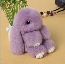 High Quality Newest Lovely Rabbit Birthday Present Gifts Cute Bag Pendant Car Hanging Ornaments Household Adornment Toys GH244