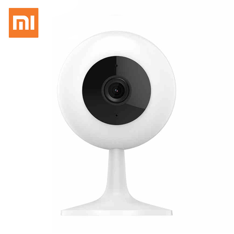 2017 Newest Original Xiaomi Mijia Smart Cameras 720P HD Wireless Wifi Infrared Night Vision Baby Monitor 100.4 Degree Home Cam