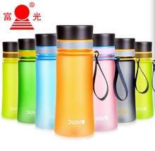 Big large capacity 1000ml High quality portable student Commercial business hot water plastic bottle  handy sports bottle