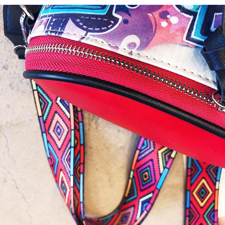 Cross body Shoulder Bag Handbag Flower print one shoulder messenger bags bolsa feminina bag 67 Online shopping Bangladesh