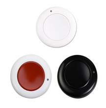 xuanlongyuan Roundness Design wall Panel Sticky Remote 1 CH Channel 1CH RF Transmitter Wireless Remote Control ,315/433.92MHZ(China)