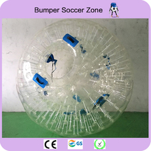 Free Shipping Hot Sell 2.5m TPU Soccer Zorb Ball Inflatable Bumper Ball Zorb Ball Body Ball For Outdoor Game