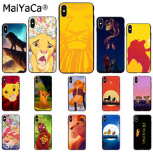 coque iphone xr le roi lion disney film