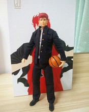 DT DreamToys 6 inch action figure anime Slam Dunk Hanamichi Sakuragi model mufti version ND018