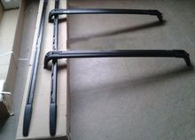 Aluminium baggage luggage roof rack cross bar for Land Rover LR 3 discovery 3 2004-2009(China)