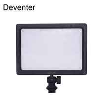 Photography LED Fill light Camera Hotshoe Video digital lighting Special lamp for news gathering 3200K-5600K Continuous lighting(China)