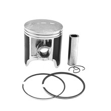 Motorcycle Engine parts STD Cylinder Bore Size 66mm pistons & rings Kit For Honda CR250 CR 250