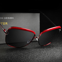HDCRAFTER 2017 Star Style High Quality Sunglasses Ladies Luxury Fashion Sun Glasses Women's Vintage Round Goggles Eyeglasses(China)