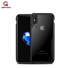 Buy Phone Case iPhone 8 5.8 Inch Luxury Silicone Frame Back Cover Cases iPhone 8 Protective Anti-knock Shell Coque for $4.98 in AliExpress store
