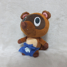 Animal Crossing New Leaf Doll 15cm Tommy Convenience Store Clerk Plush Toys(China)