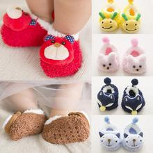 MUQGEW New Arrival New Born Cute Baby Kids Toddler Casual Socks Cartoon Unisex Warm Socks Beautiful Fancinating Soxs(China)
