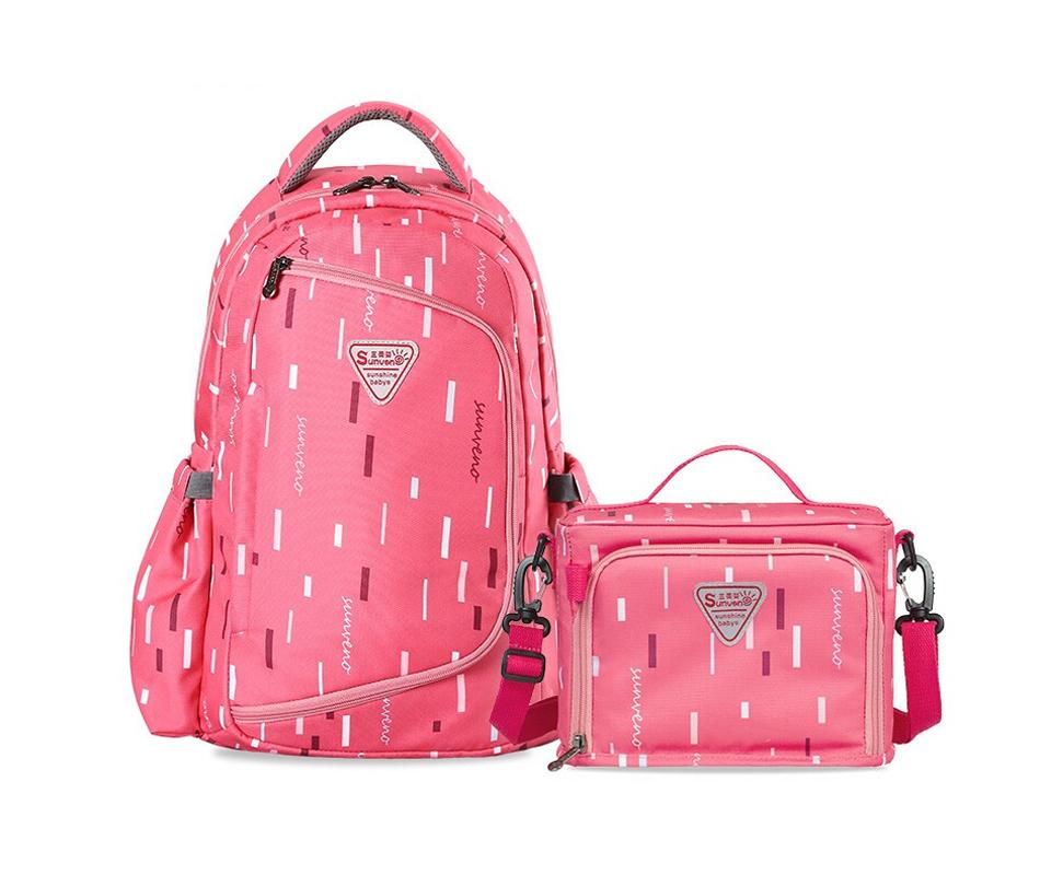SUNVENO حقيبة مستلزمات الطفل 19