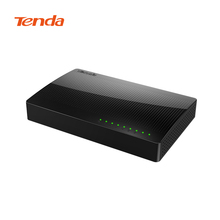 Tenda SG108 Network 8 Port Gigabit Switch 10/100/1000Mbps Fast Ethernet Switche Lan Hub Full/Half duplex Exchange for home(China)