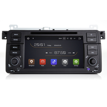Android 7.1 Car DVD Player GPS for BMW E46 318 320 3 Series M3 car radio stereo headunit tape recorder support 4G wifi canbus