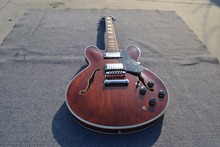 Hollow  popular in 2014 Order processing High quality   electric guitar  LP  free shopping and you can custom-made thank you