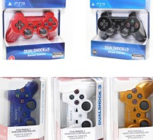 Wireless Bluetooth Game Controller SIXAXIS Joysticks Gamepads Controller For Sony PS3 Playstation 3 PS3