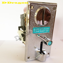 Half alloy Coin Selector for Veanding Machine Arcade Part Coin Acceptor Mechanism in Coin Operated Games