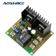 Aoshike 500W Driver Drive Board For DC 12V To AC 220V 230V Inverter Cord Transformer(China)
