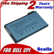 JIGU Laptop battery 01J433 8M815 BAT-I3700 4K085 for Dell For Latitude CPi C D R CPt C S V CPx H J PP01 PPL PPX C500 C640 C800(China)