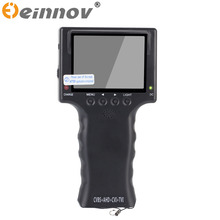 EINNOV AHD TVI CVI CVBS Camera Tester Monitor 3.5 Inch TFT LCD Analog Camera CCTV Security Tester Color Screen 12V Power Output