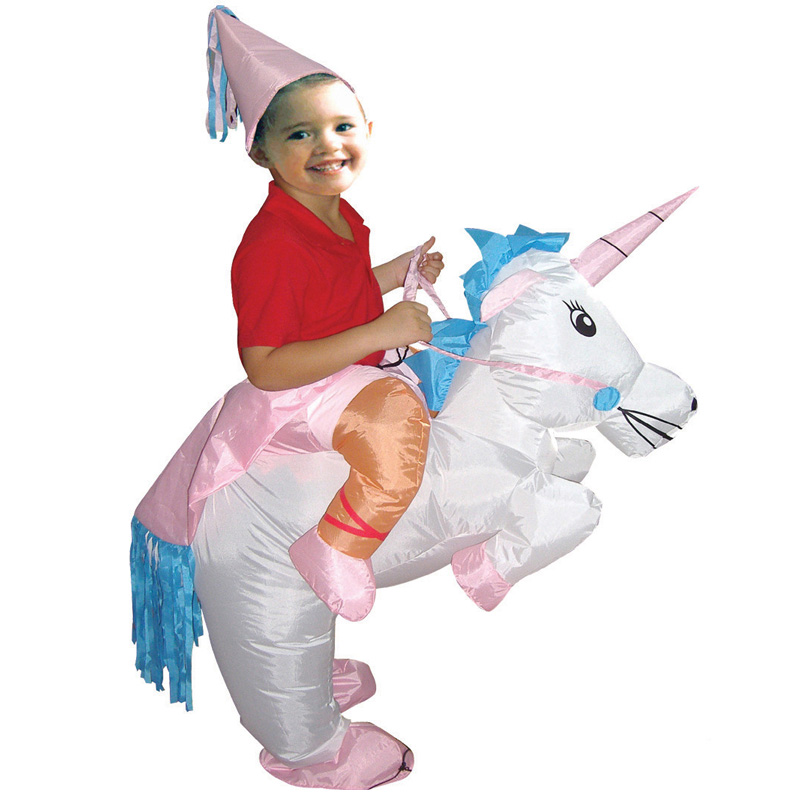 Halloween-Costume-for-Kids-40-to-50-Inch-Tall-Kid-Cosplay-Costumes-Animal-Inflatable-Unicorn-Costume (1)