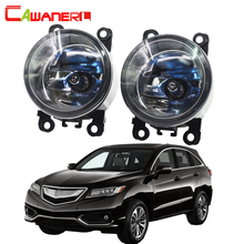 Cawanerl 100W High Power H11 Car Light Halogen Lamp Fog Light DRL Daytime Running Lamp 12V 2 Pieces For Acura RDX 2010-2015(China)